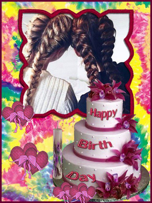❤ Joyeux anniversaire: Surprise n° 2 ❤