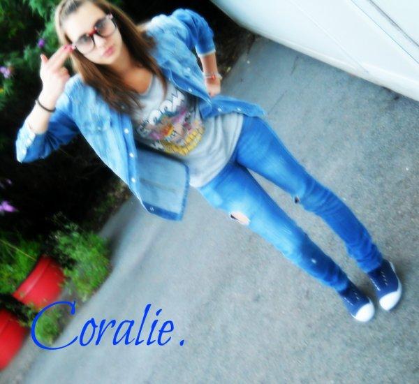 Coraalie. ♥
