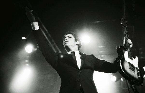 Concert du 25.09 au théatre Positivo à Curitiba