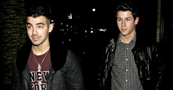 Nick est allé chercher Joe à l'aéroport de LAX, ensuite ils sont allés au restaurant Katsuya le 01.11