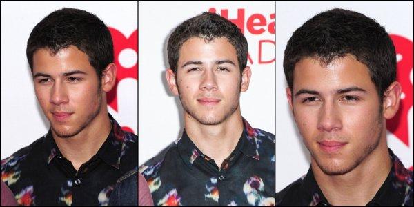 22.09.2012 Les Jonas Brothers au festival de musique iHeartRadio