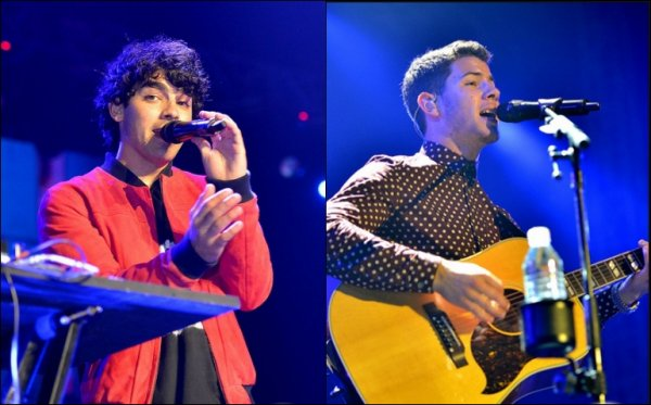 24.10.2012 Concert des Jonas Brothers au Stadium Negara à Kuala Lumpur en Malaisie
