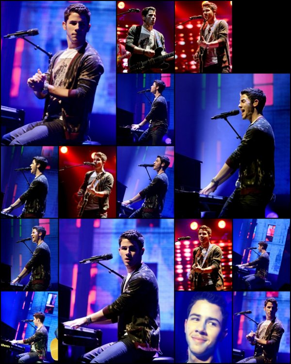 27.11.2012 Suite des photos du concert des Jonas Brothers au Pantages
