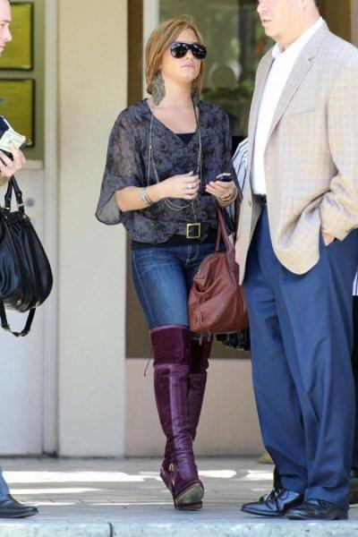 Demi Lovato : on n'est pas fans de ses bottes !