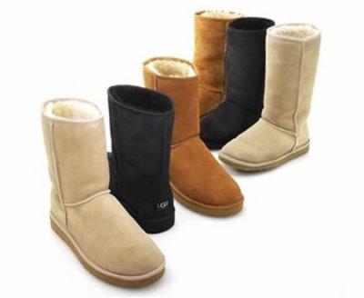 Les bottes fourrées : Le must have de l'hiver !!!!!