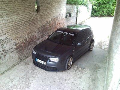 La voiture de Jonathan