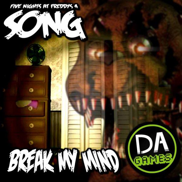 Break my mind (2015)