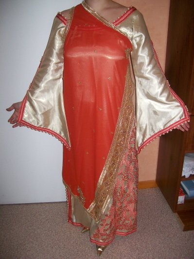 takchita sari d'occasion