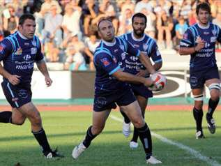 Aix-En-Provence -Colomiers Rugby