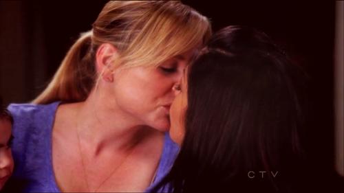 Callie et Arizona !