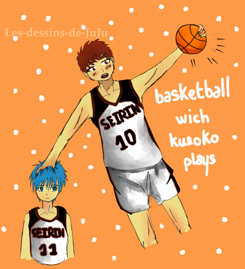 The Basketball Wich Kuroko Plays