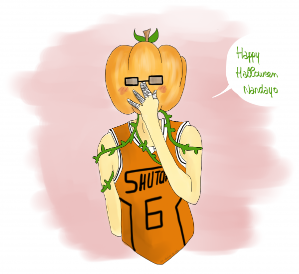 Happy Halloween with kuroko plays
