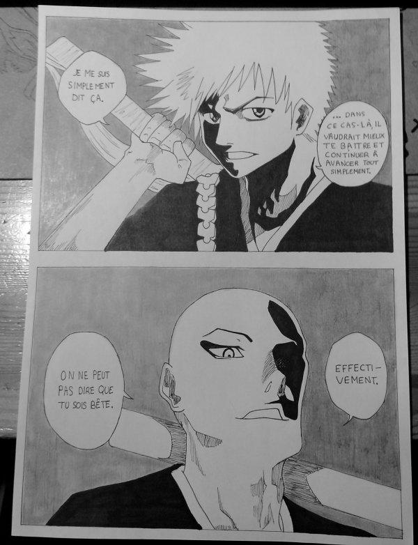 Ichigo vs Ikaku