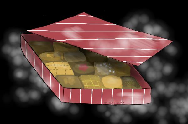 Défi noël jour 2: Chocolat