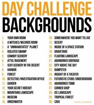 Challenge #2→ Jour 1 : My Room
