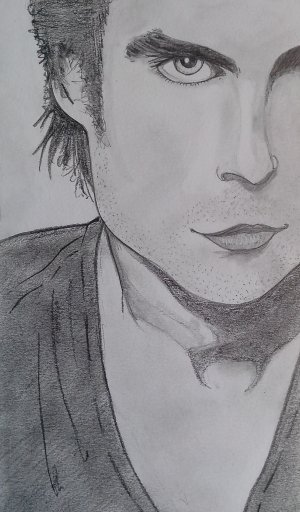 Damon .. Le vampire x3