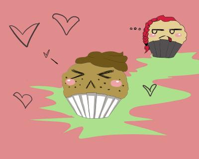 30 day Oc Challenge 2→Day 6: Cupcake