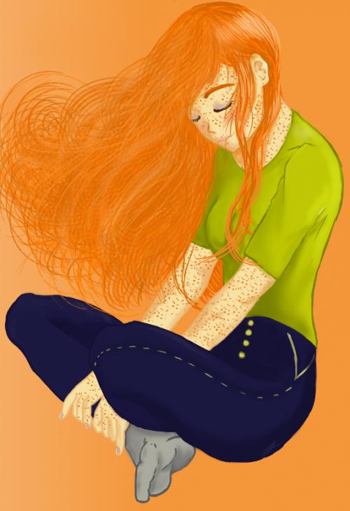 Orange... c'est orange..