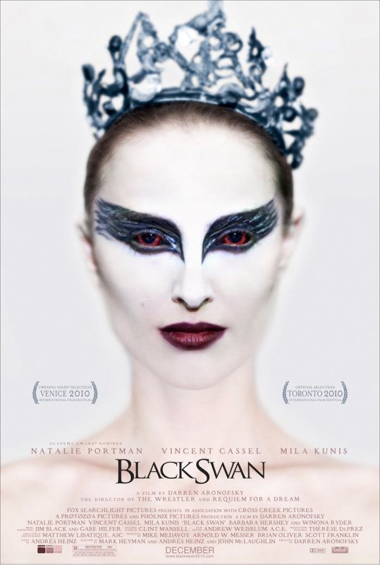 "L'Interprétation Occulte du Film ""Black Swan"" (Cygne Noir) et Son Message sur l'Industrie du spectacle."