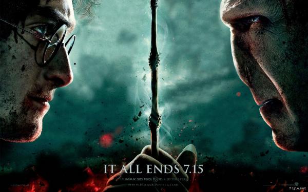 Harry Potter 7-Partie 2; mon avis.