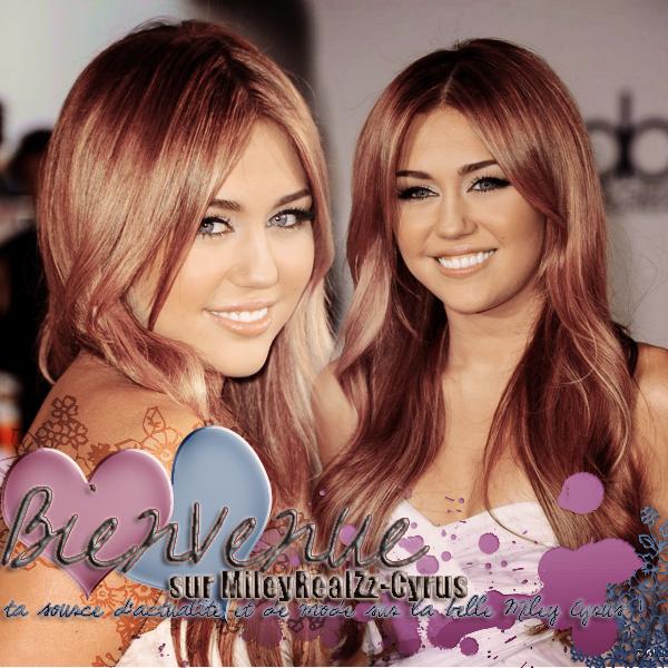 • Présentation du Blog • MileyRealZz-Cyrus • Ta Source Sur Destiny Hope Cyrus •