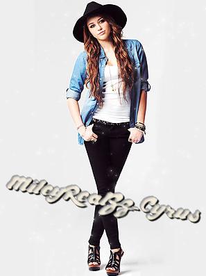 • Miley Cyrus spécial mode #2 •