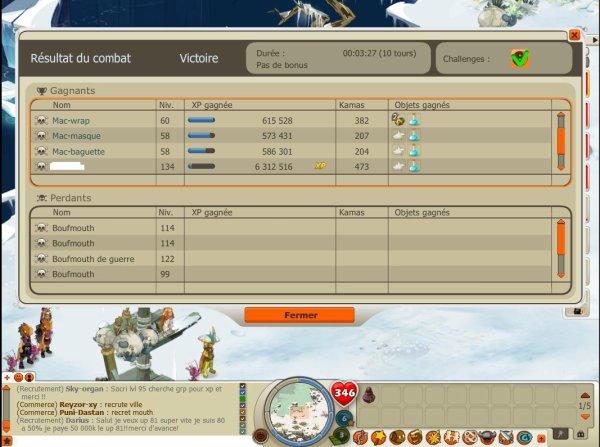 Mac Team lvl 60 ! :D