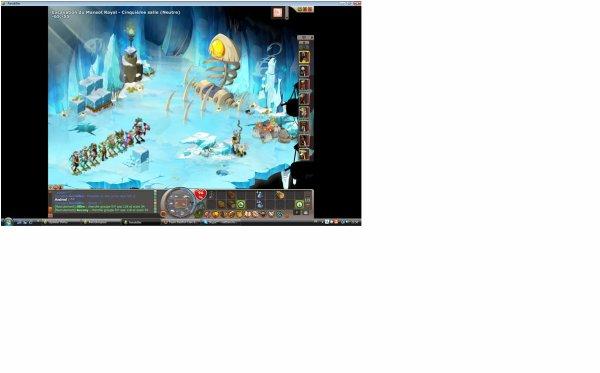 Screen de mes ancien personnage et mon ancienne team sur otomai