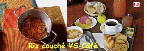 tu préfère manger quoi les matins?