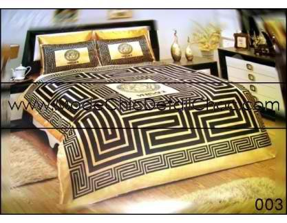 housse de couette versace 120 mode chic d tail choc. Black Bedroom Furniture Sets. Home Design Ideas
