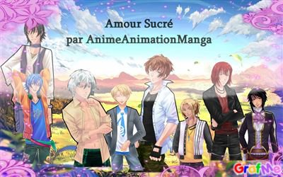 Otome Game Pc VF Amour Sucré .