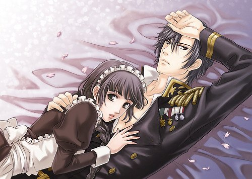 2 eme partie OUT!!!!! Hanayaka nari waga ichizoru kinetograph Vostfr / Anime d'otome  Harem Inversé