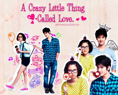 Mon premier drama.... :)   A crazy little thing called love  VOSTFR .