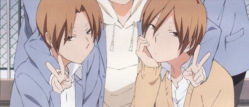 Tes frères préférés d'animes ????? (les plus connus n'ont pas été nominé eheh et ouais sinon c'est évident * une pensée aux jumeaux Hitachin, aux frères Uchiha , et aux frères d'ao no exorcist ;)) Dis ton avis ;)