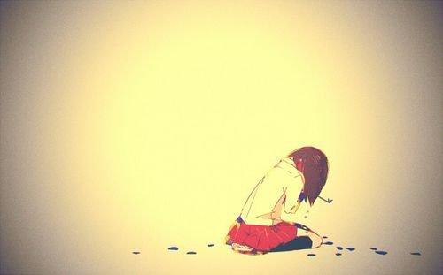 Mon âme est en train de mourir, de pleurer. J'essai de comprendre que l'on m'explique même, comment un ange a-t-il pu .......