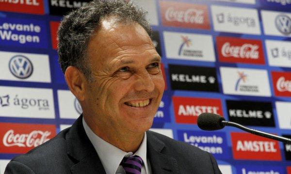 Levante : l'entraîneur part