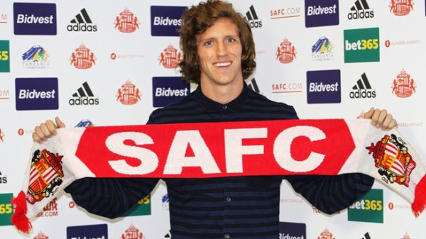 Sunderland : Signature de Jones (West Bromwich)