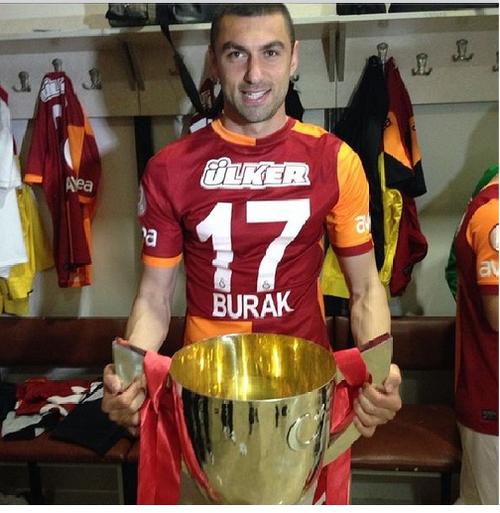 Galatasaray : Burak prolonge