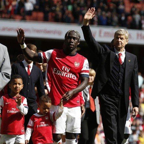 Arsenal : Sagna s'en va