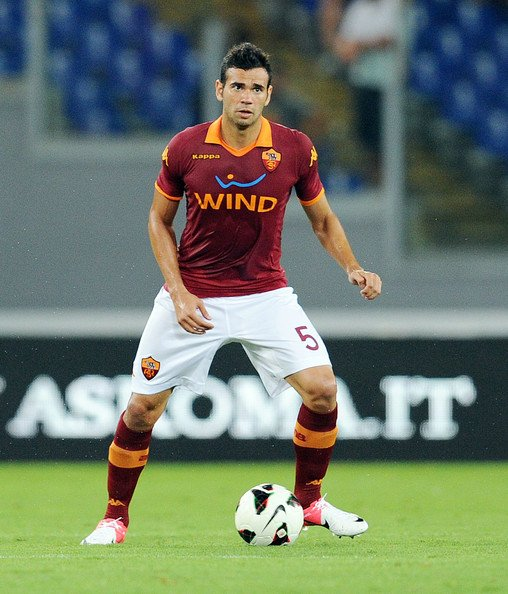 AS Rome : Castan prolonge