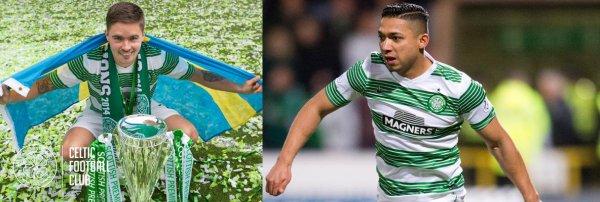 Celtic Glasgow : Izaguirre et Lustig prolongent