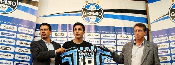 Sampdoria : M.Rodriguez prêté au Brésil