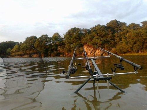 Session de 2 nuits a Jugons les lacs