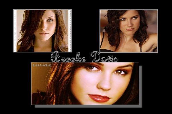Sophia Bush Alias Brooke Davis