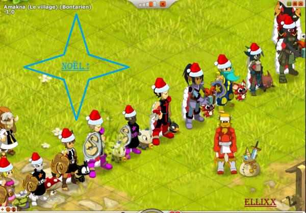 Noël sur maimane ! :D