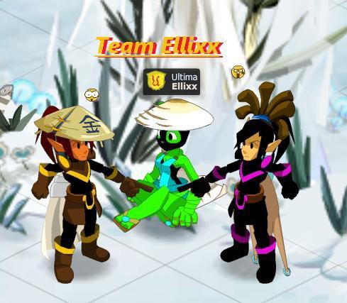 ~Bienvenue chez la Team-ellixx~