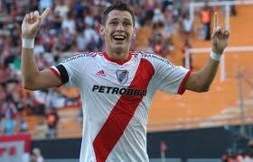 River Plate: Ocampos Barcelone  ou le PSG?