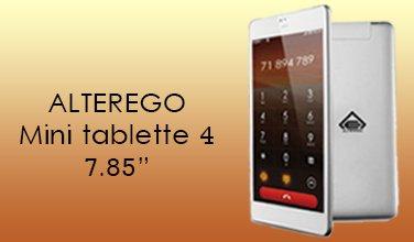 Avec smartphone et tablette ALTEREGO La redevance audiovisuelle arrive !