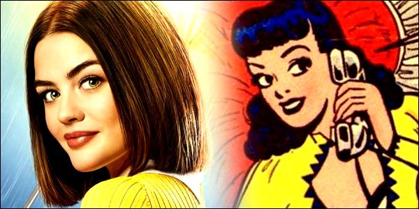 . Lucy a obtenue le rôle principal dans le spin-off de la série Riverdale elle incarnera le personnage de Katy Keene. ! Tellement heureuse de vous annoncer cette grande nouvelle qui est sortie sur twitter aujourd'hui étant fan de Riverdale & et de Lucy j'ai hâte de voir çà.  .