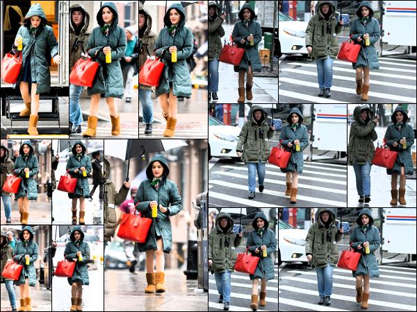 .21/03/2019 - Lucy Kate Hale a été aperçue sur le tournage de sa nouvelle série Katy Kenee dans les rues de New York.   Enfin un candids avec beaucoup de photos les montages d'en bas seront refait à neuf car les photos viennent de sortir un TOP pour L'. ! .